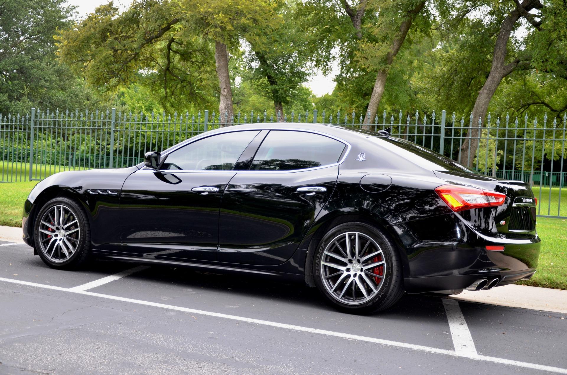 Maserati Q4 Price >> 2014 Maserati Ghibli S Q4 Stock # 14MASGHIB for sale near ...