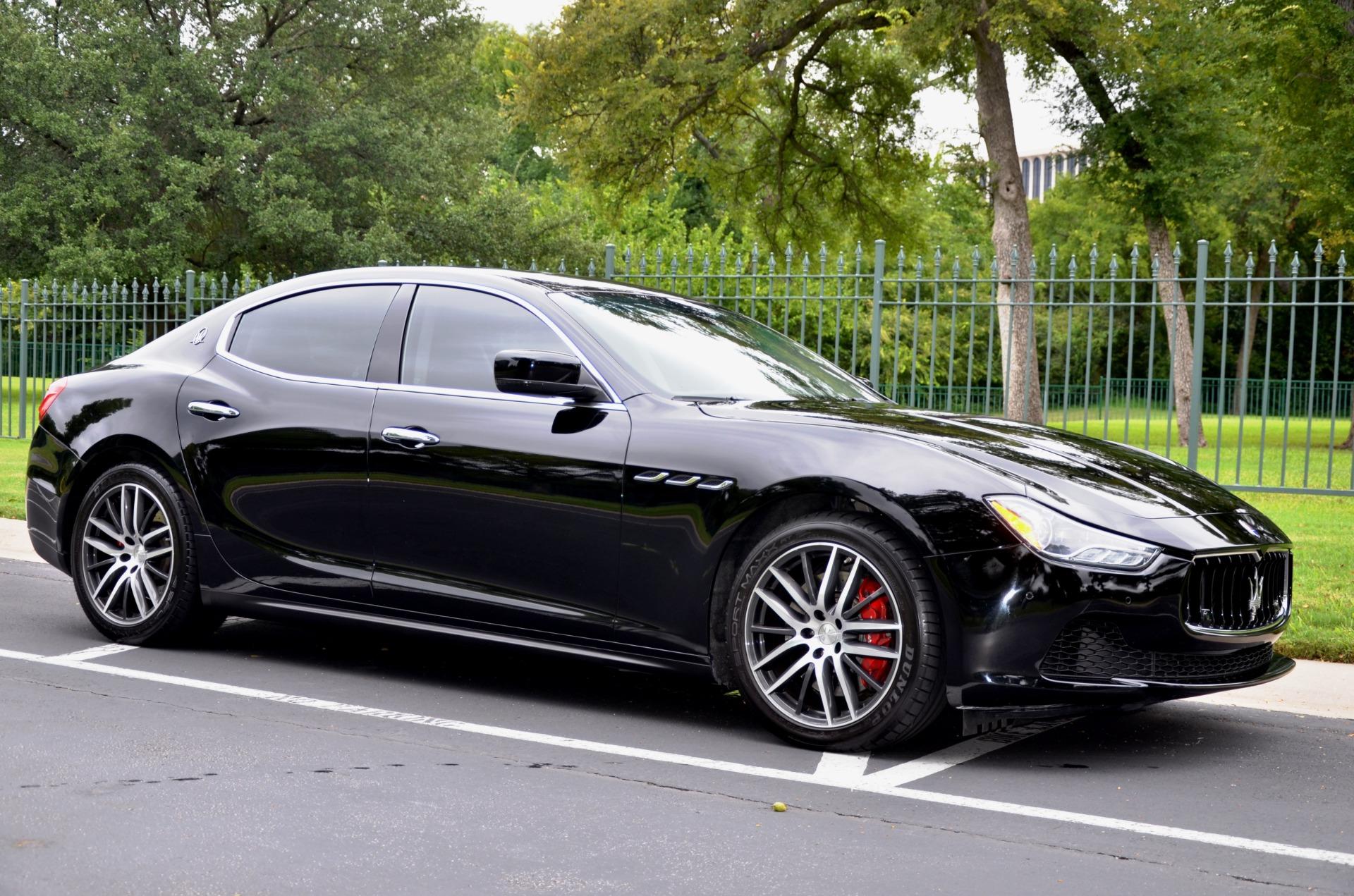 Used 2014 Maserati Ghibli S Q4 | Dallas, TX