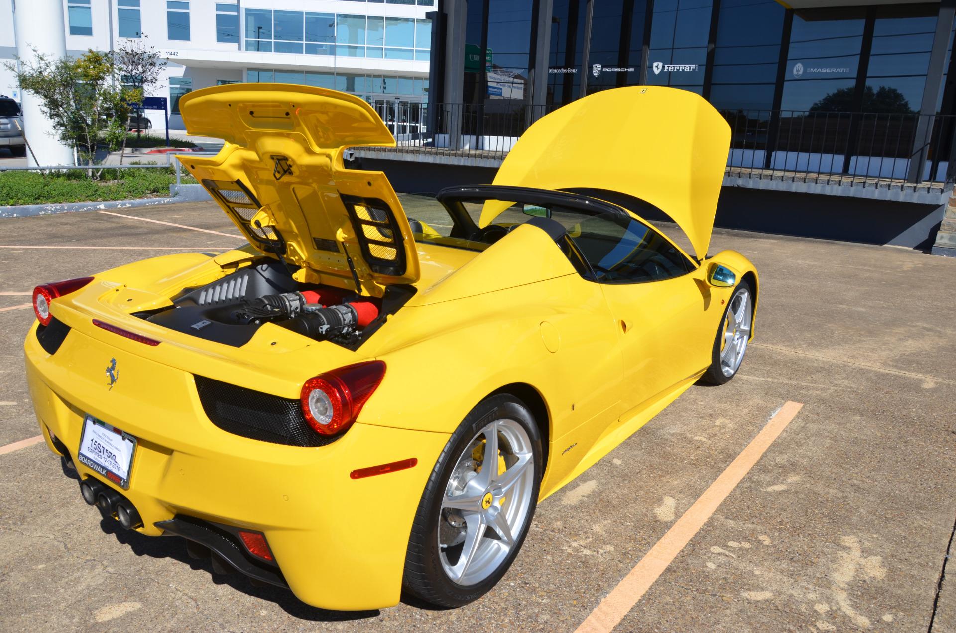 Used 2013 Ferrari 458 Spider  | Dallas, TX