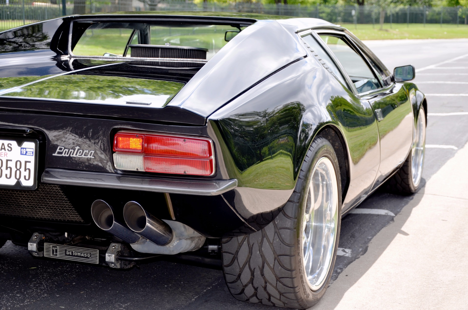 Limo For Sale >> 1972 FORD PANTERA DE TOMASO Stock # 72PAN for sale near Dallas, TX | TX FORD Dealer