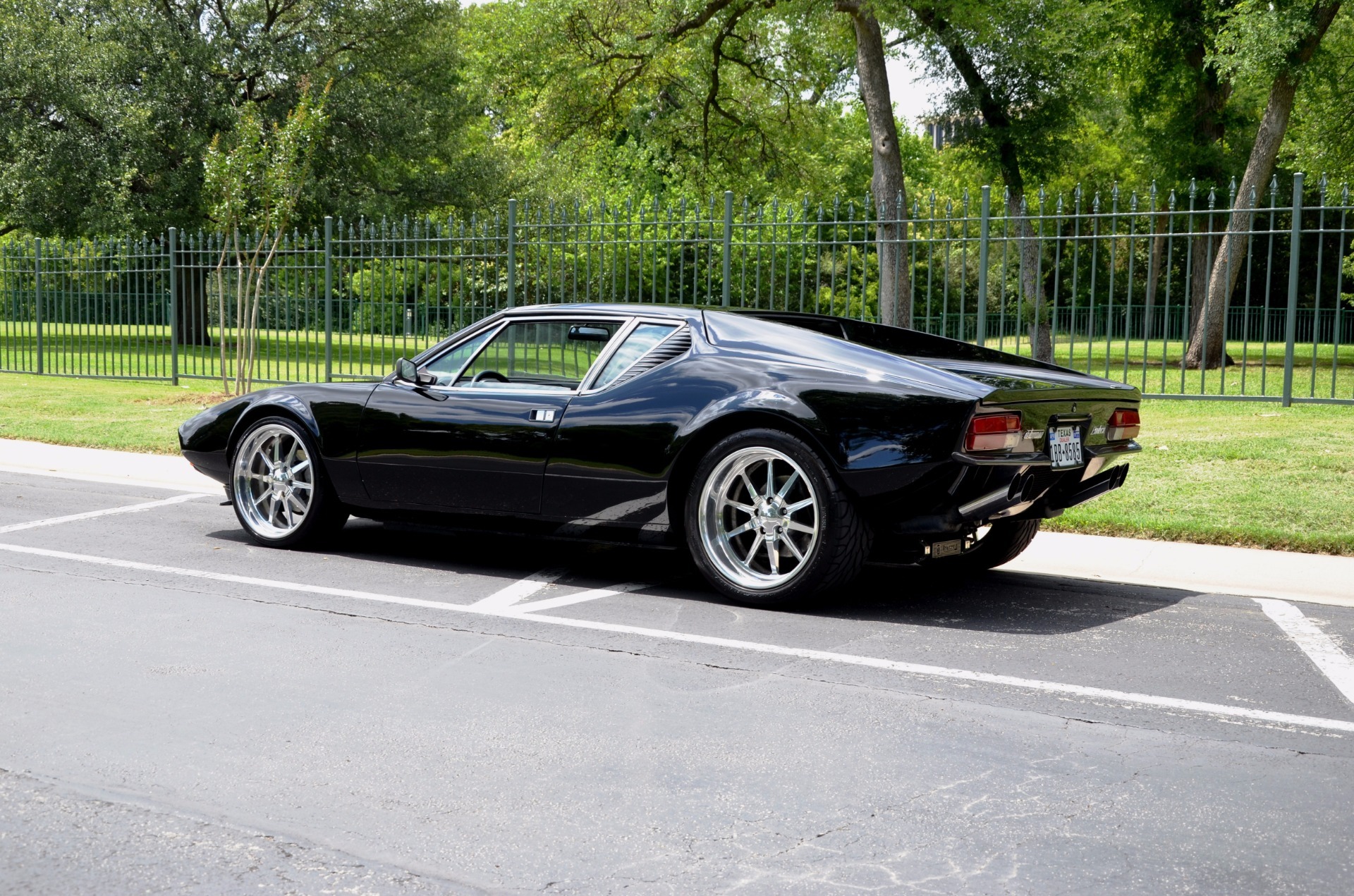 1972 ford pantera de tomaso stock 72pan for sale near dallas tx tx ford dealer. Black Bedroom Furniture Sets. Home Design Ideas