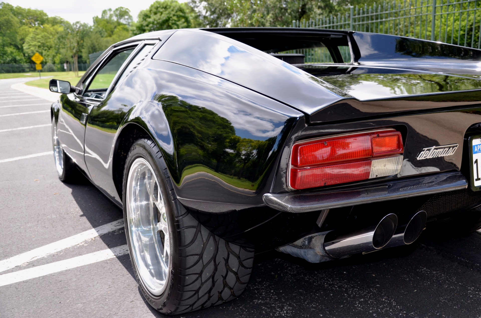Detomaso Pantera For Sale >> 1972 FORD PANTERA DE TOMASO Stock # 72PAN for sale near Dallas, TX | TX FORD Dealer