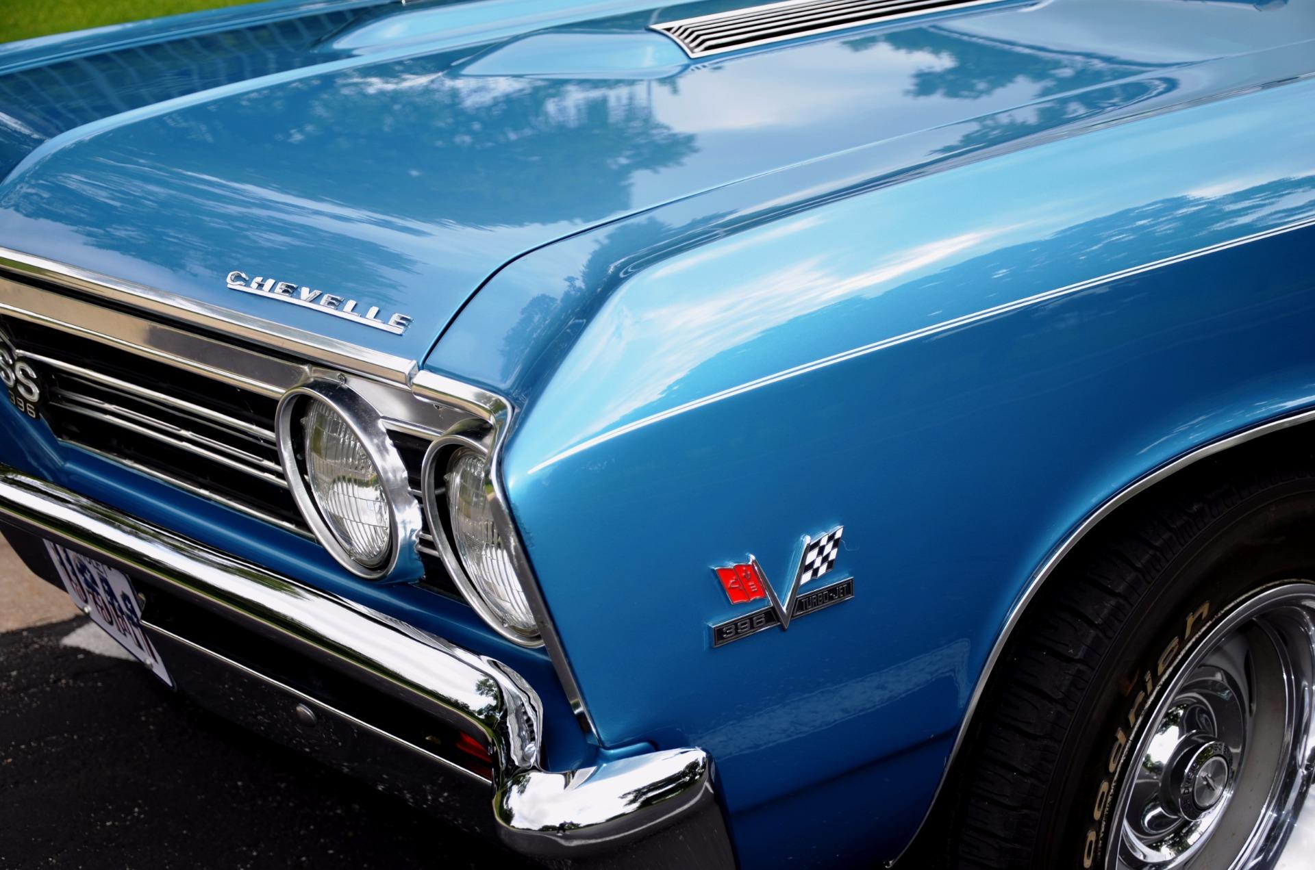 Used 1967 CHEVROLET CHEVELLE SUPER SPORT | Dallas, TX