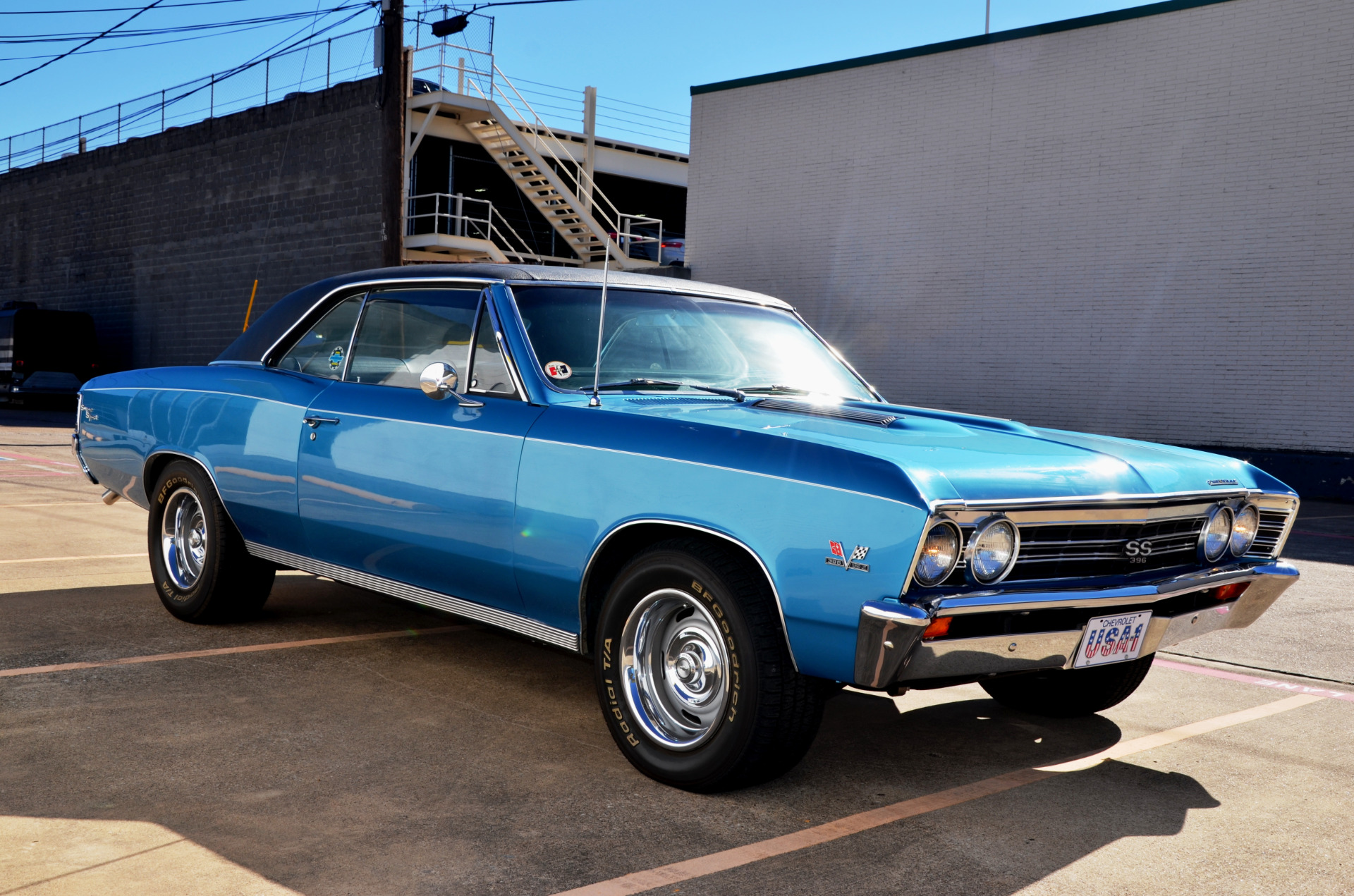 Free Carfax Check >> 1967 CHEVROLET CHEVELLE SUPER SPORT Stock # 67CHEVE for
