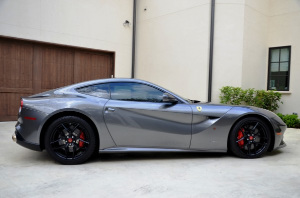 Used 2015 Ferrari F12 Berlinetta-Dallas, TX