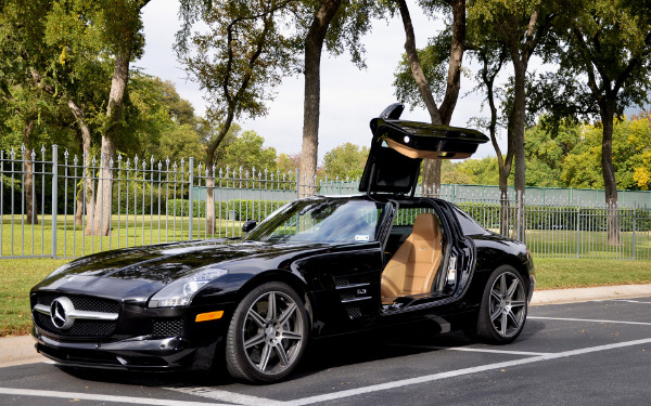 Used 2011 Mercedes-Benz SLS AMG-Dallas, TX