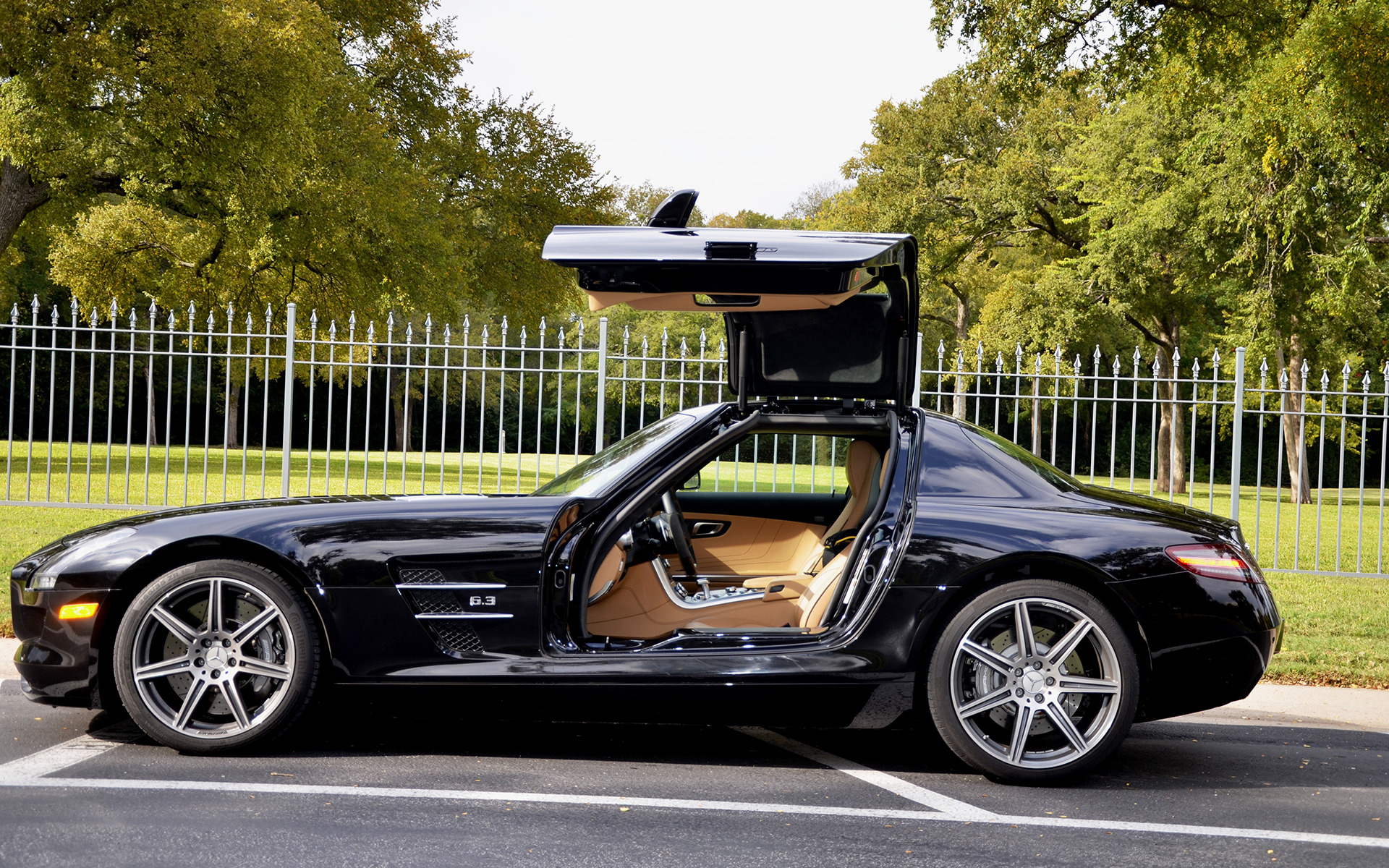 Used 2011 Mercedes-Benz SLS AMG  | Dallas, TX