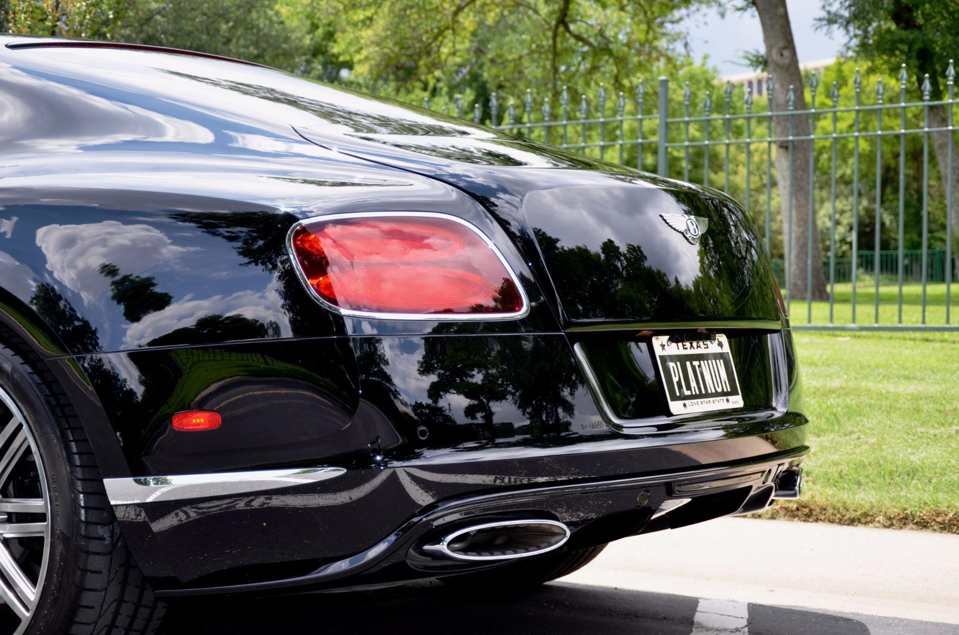 2015 Bentley Continental Gt Speed Stock 15gtspeed For