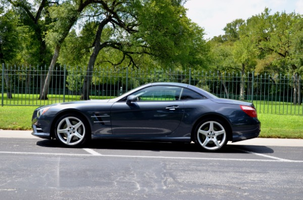Used 2014 Mercedes-Benz SL-Class-Dallas, TX