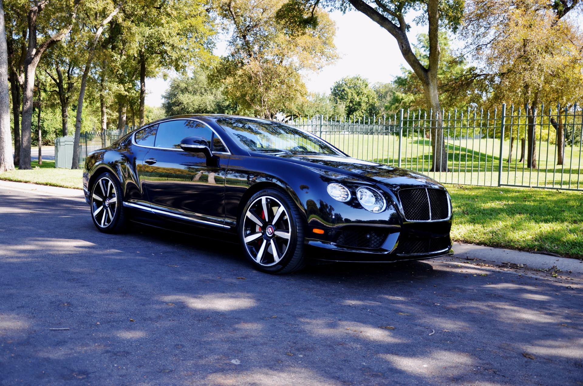 Used 2014 Bentley Continental GT V8 S  | Dallas, TX