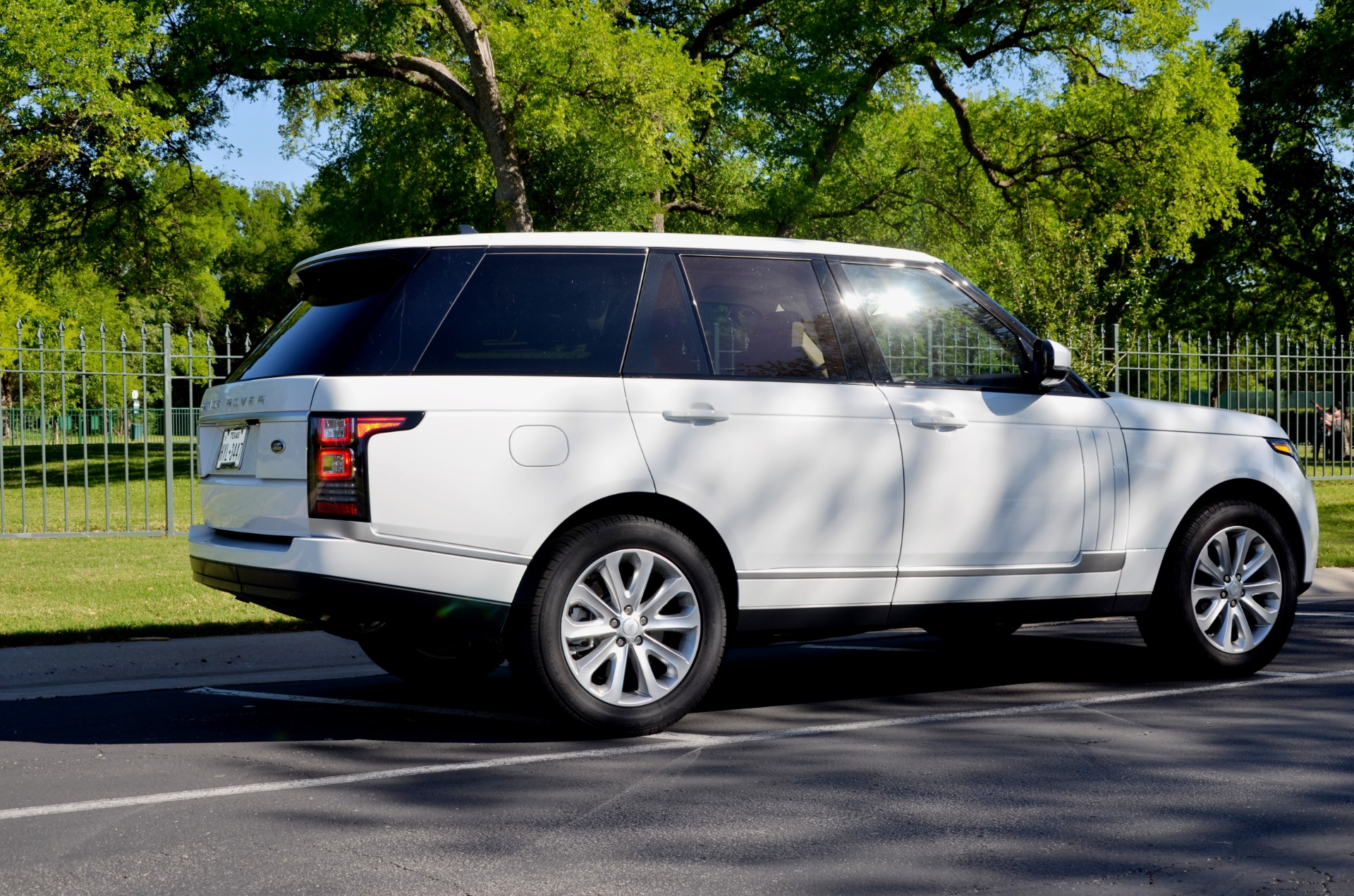 2016 land rover range rover hse stock rr2016 for sale near dallas tx tx land rover dealer. Black Bedroom Furniture Sets. Home Design Ideas