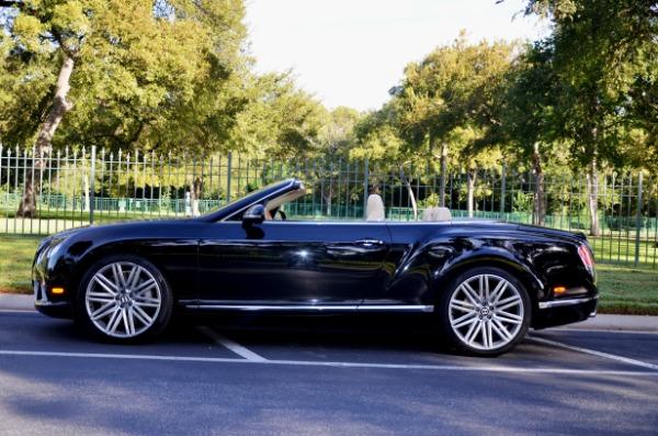 Used 2014 Bentley Continental-Dallas, TX