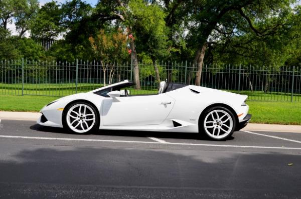 Used 2017 Lamborghini Huracan-Dallas, TX