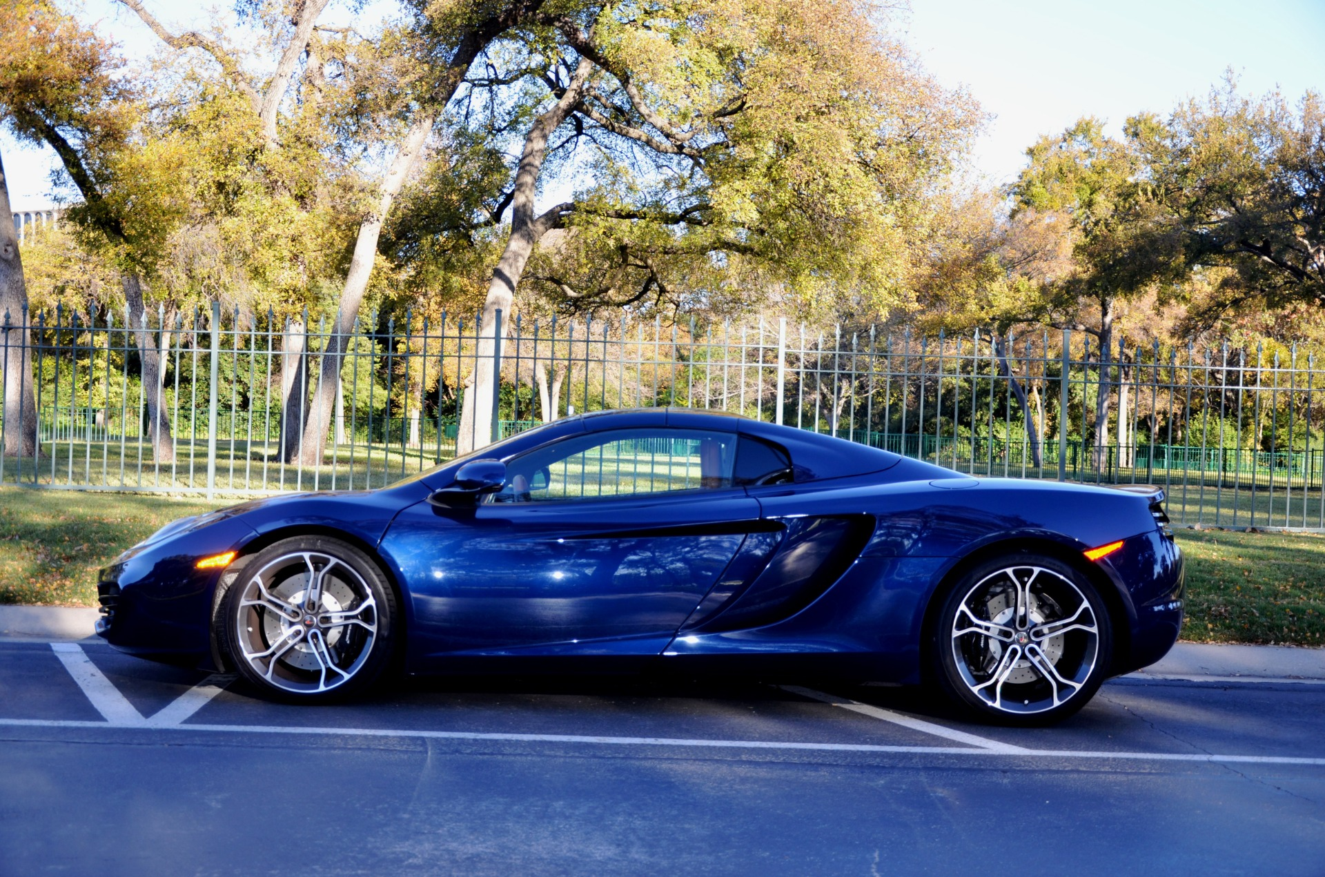 Used 2014 McLaren MP4 12C Spider | Dallas, TX