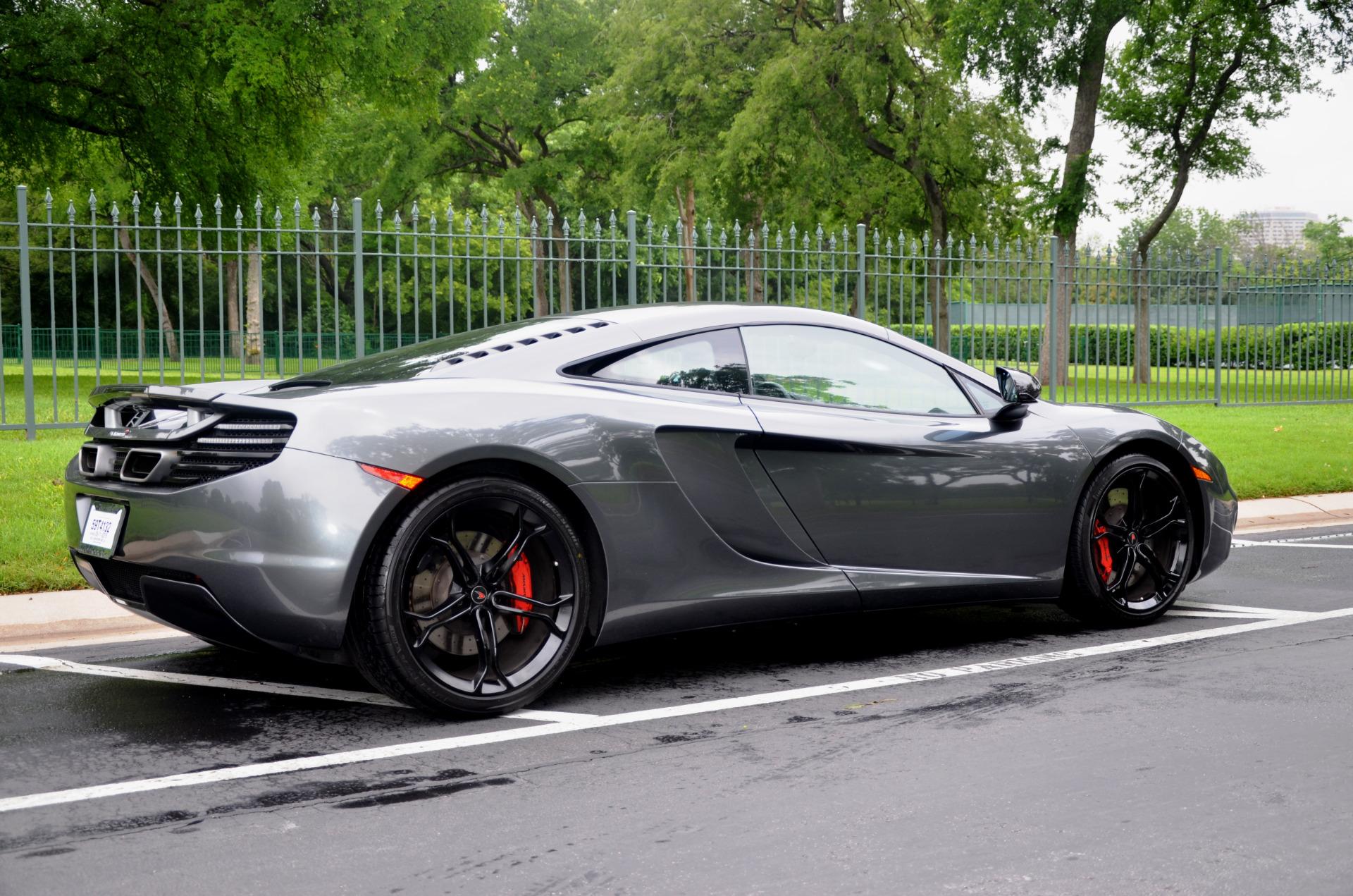 Used 2012 McLaren MP4-12C  | Dallas, TX