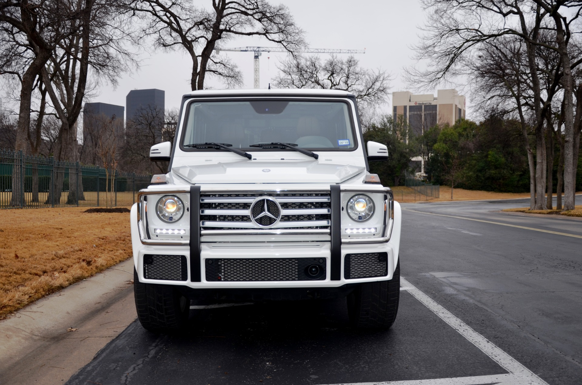 2016 mercedes benz g class amg g 63 stock 16gwag for for Mercedes benz dealers in texas