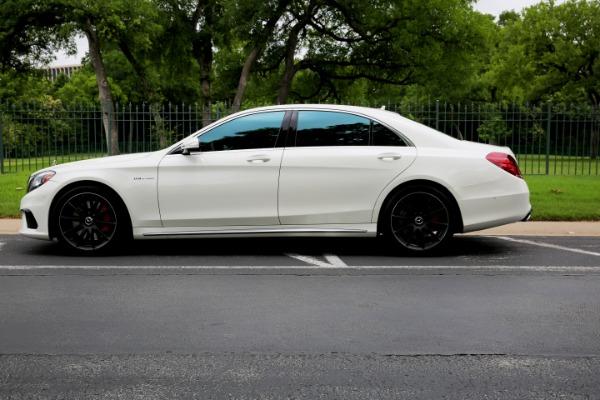 Used 2016 Mercedes-Benz S-Class-Dallas, TX