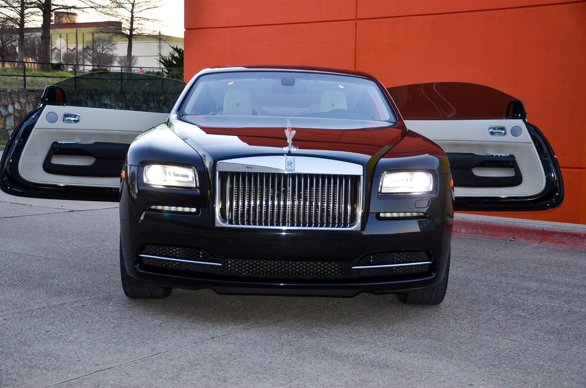 Used 2014 Rolls-Royce Wraith  | Dallas, TX