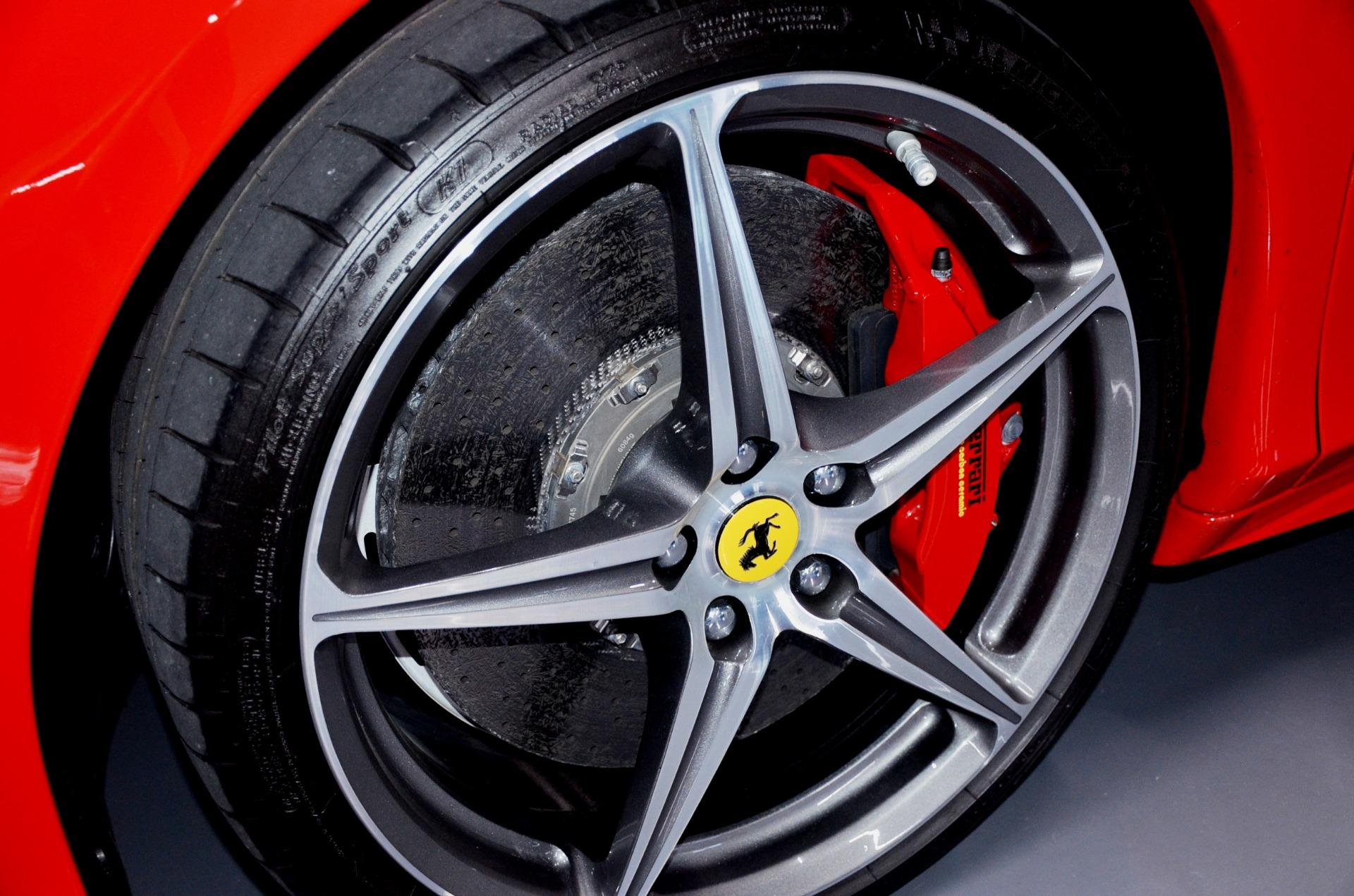 Used 2014 Ferrari 458 Spider    Dallas, TX