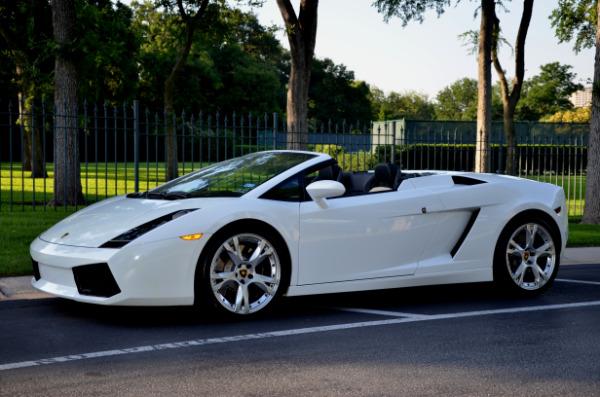 Used 2008 Lamborghini Gallardo-Dallas, TX