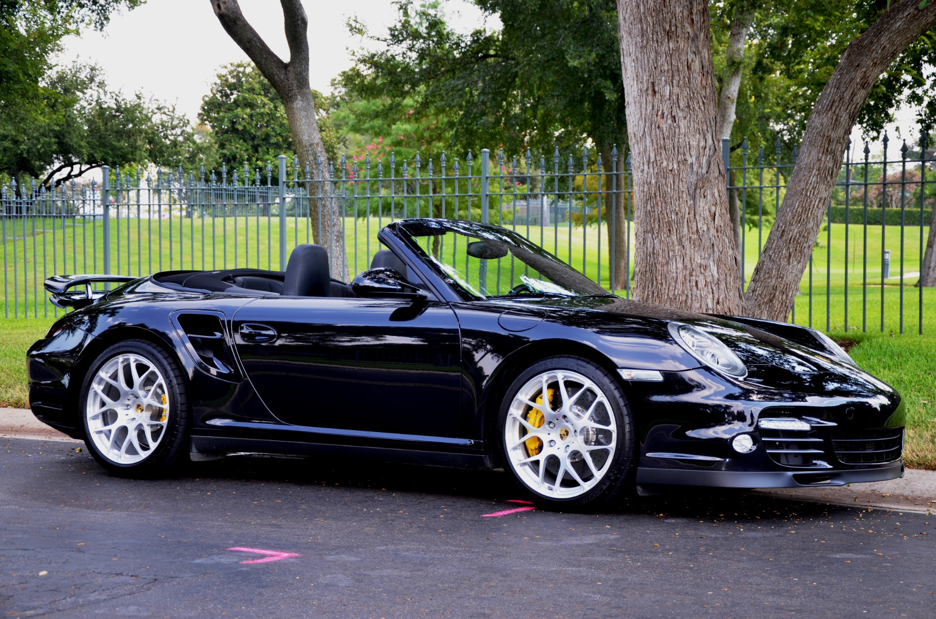 2011 porsche 911 turbo s stock 1170002 for sale near dallas tx tx porsche dealer. Black Bedroom Furniture Sets. Home Design Ideas