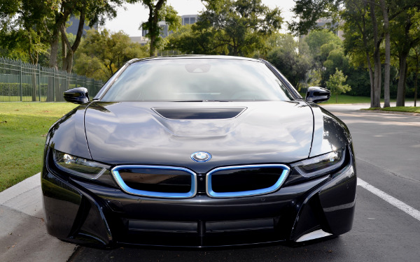 2015 BMW i8 for sale Sold Platinum Motorcars in Dallas TX 4