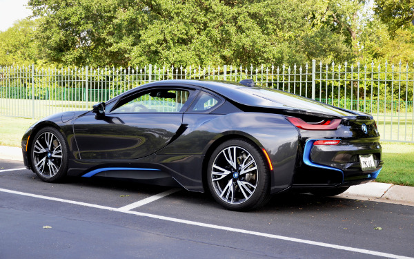2015 BMW i8 for sale Sold Platinum Motorcars in Dallas TX 5