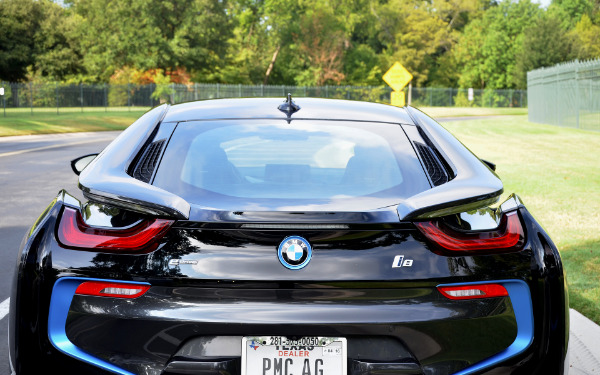 2015 BMW i8 for sale Sold Platinum Motorcars in Dallas TX 6