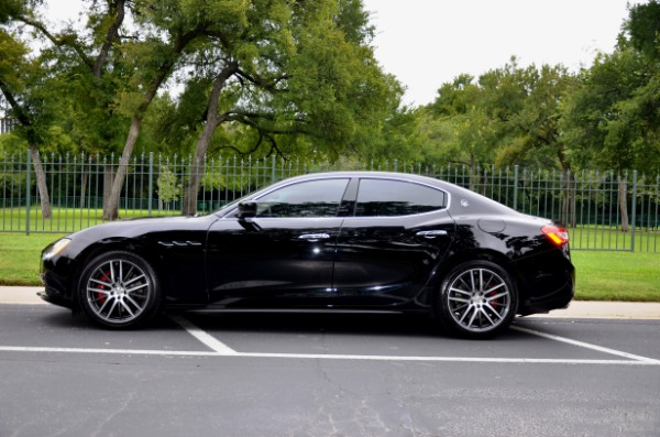 2014 Maserati Ghibli for sale Sold Platinum Motorcars in Ft Worth TX 2
