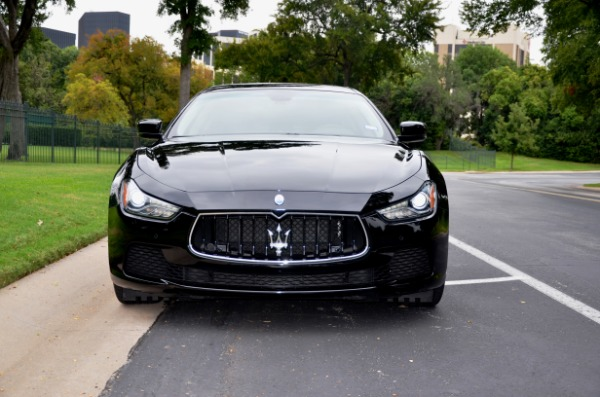 2014 Maserati Ghibli for sale Sold Platinum Motorcars in Ft Worth TX 3