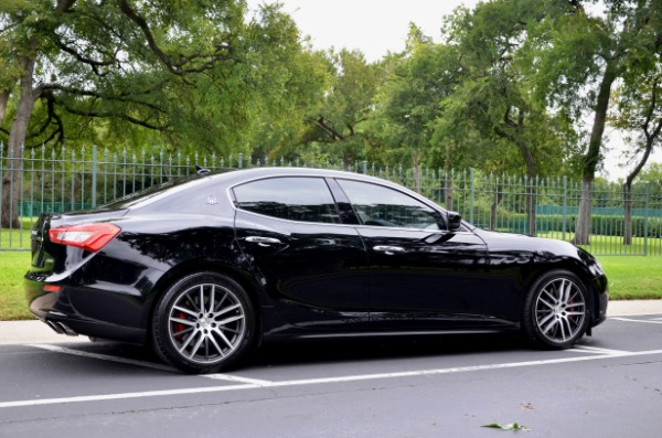 2014 Maserati Ghibli for sale Sold Platinum Motorcars in Dallas TX 6