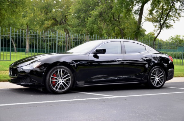 2014 Maserati Ghibli for sale Sold Platinum Motorcars in Ft Worth TX 1