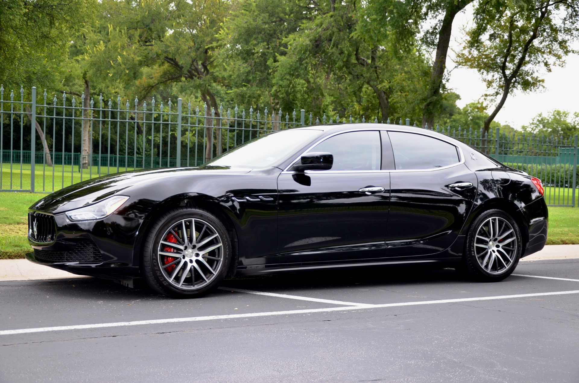 2014 Maserati Ghibli for sale Sold Platinum Motorcars in Dallas TX 1
