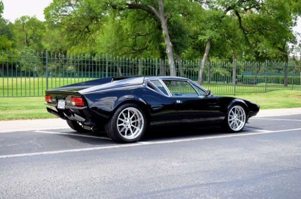 1972 FORD PANTERA for sale Sold Platinum Motorcars in Dallas TX 5