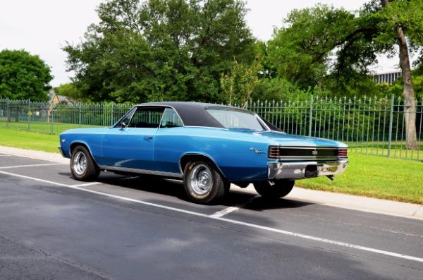 1967 CHEVROLET CHEVELLE for sale Sold Platinum Motorcars in Dallas TX 2