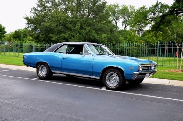 1967 CHEVROLET CHEVELLE for sale Sold Platinum Motorcars in Dallas TX 3