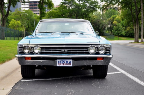 1967 CHEVROLET CHEVELLE for sale Sold Platinum Motorcars in Ft Worth TX 5