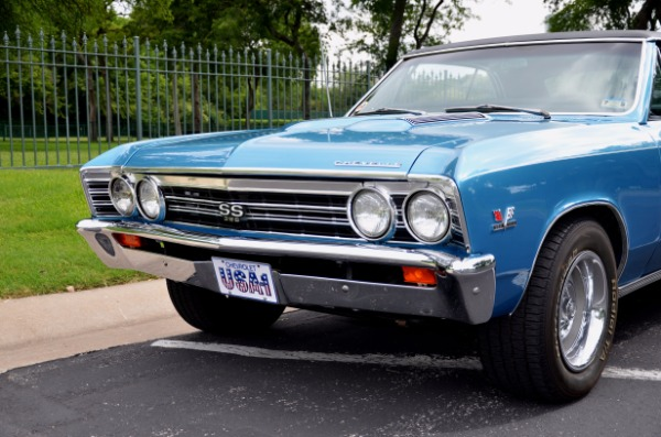 1967 CHEVROLET CHEVELLE for sale Sold Platinum Motorcars in Dallas TX 6