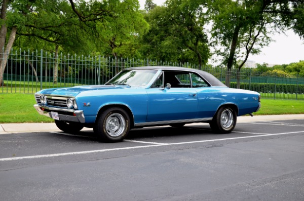 1967 CHEVROLET CHEVELLE for sale Sold Platinum Motorcars in Ft Worth TX 1