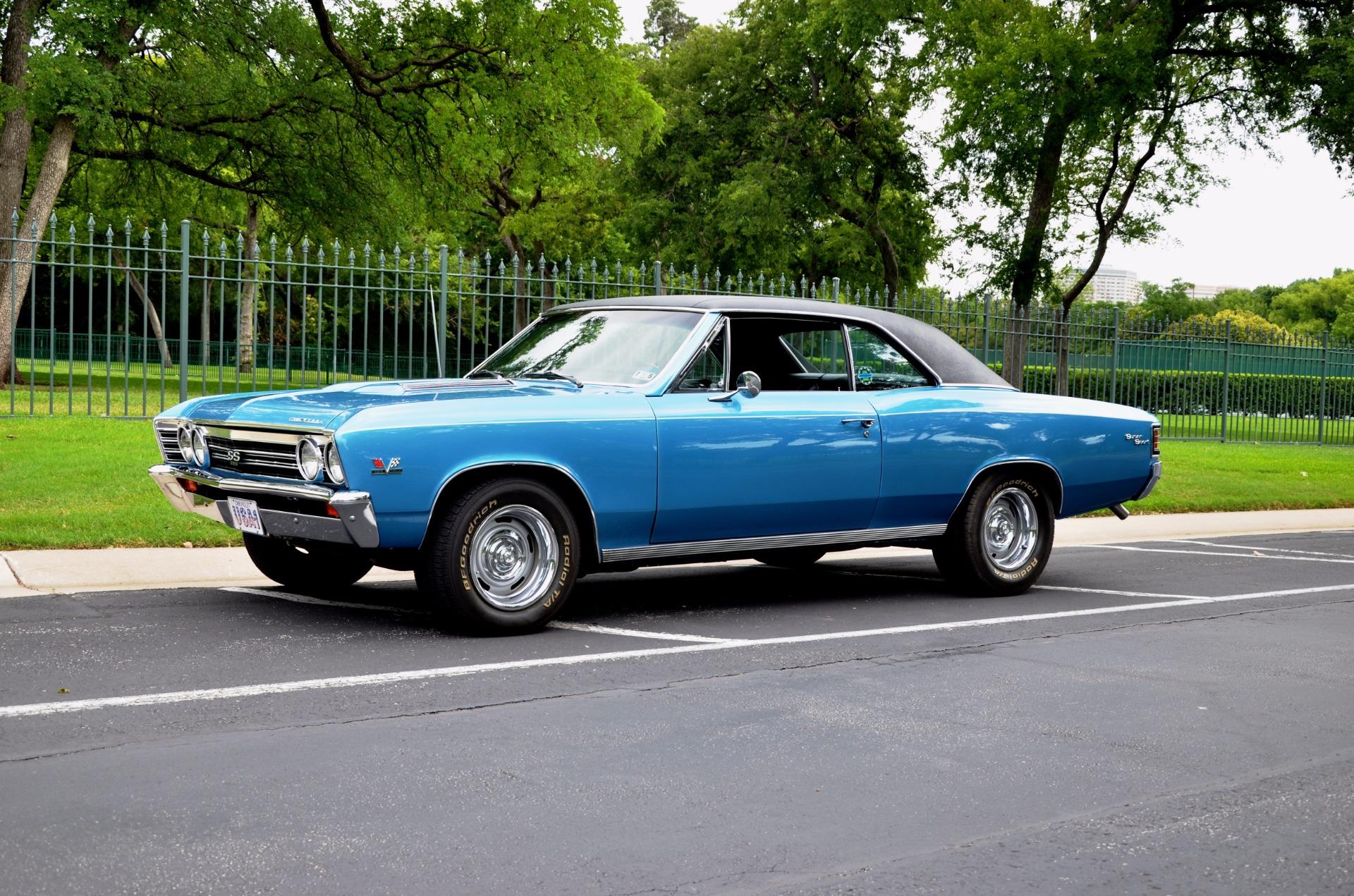 1967 CHEVROLET CHEVELLE for sale Sold Platinum Motorcars in Dallas TX 1