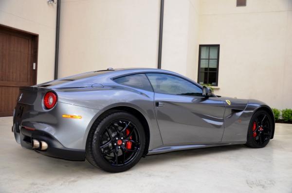 2015 Ferrari F12 Berlinetta for sale Sold Platinum Motorcars in Dallas TX 2