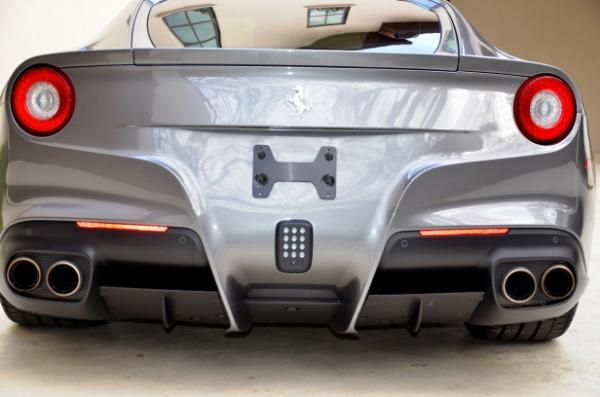 2015 Ferrari F12 Berlinetta for sale Sold Platinum Motorcars in Dallas TX 4