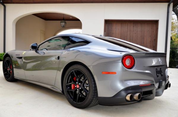 2015 Ferrari F12 Berlinetta for sale Sold Platinum Motorcars in Dallas TX 5