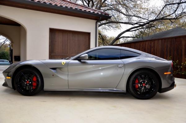 2015 Ferrari F12 Berlinetta for sale Sold Platinum Motorcars in Dallas TX 6