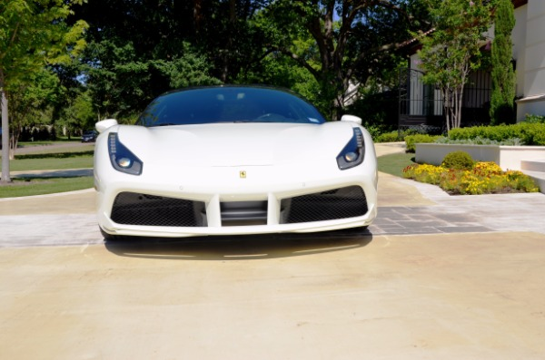 Used 2017 Ferrari 488 GTB for sale Sold at Platinum Motorcars in Dallas TX 75247 4