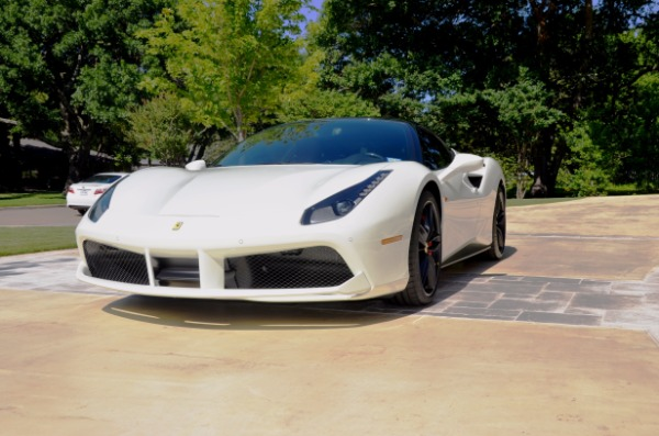 Used 2017 Ferrari 488 GTB for sale Sold at Platinum Motorcars in Dallas TX 75247 5