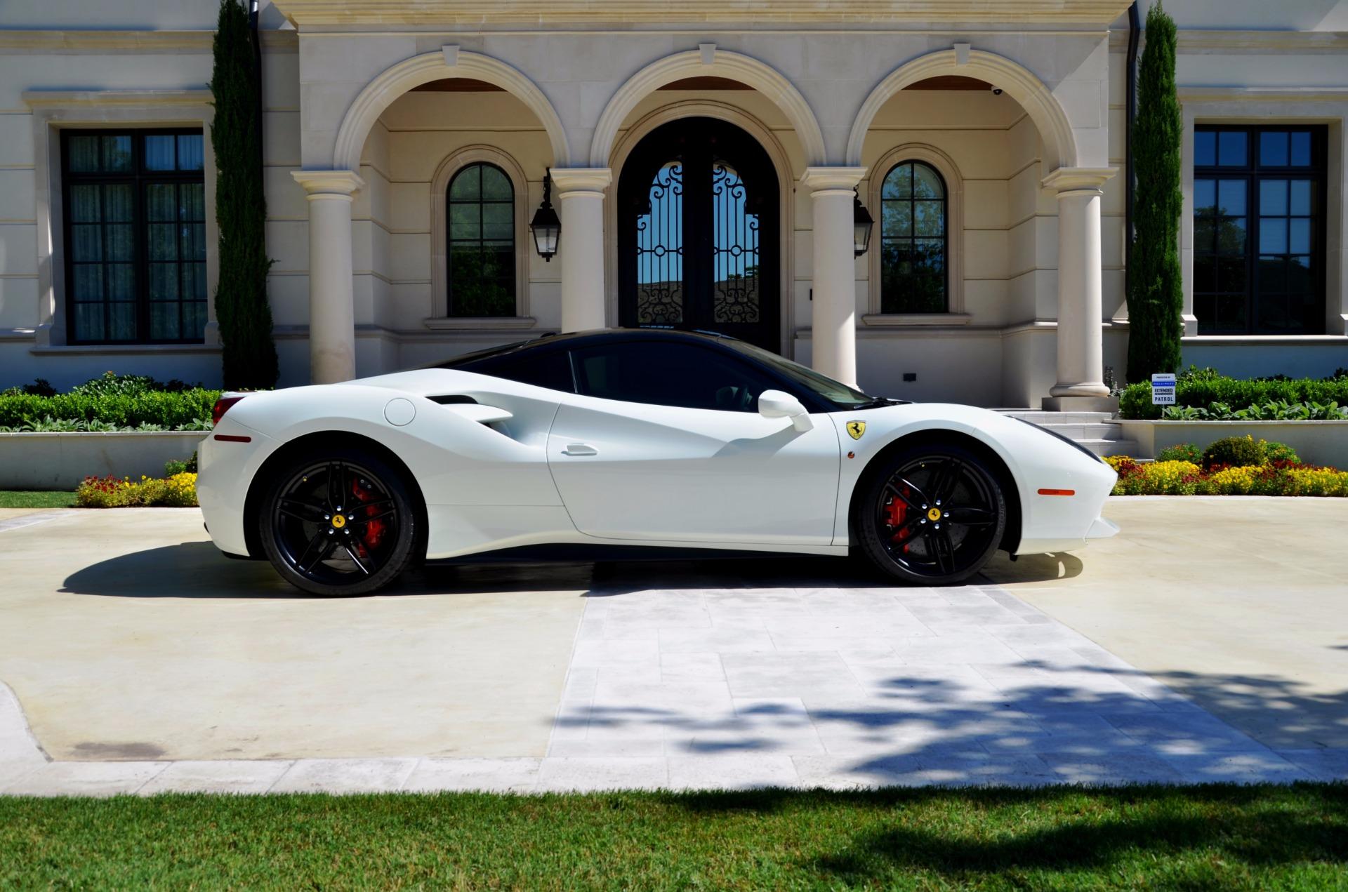 Used 2017 Ferrari 488 GTB for sale Sold at Platinum Motorcars in Dallas TX 75247 1