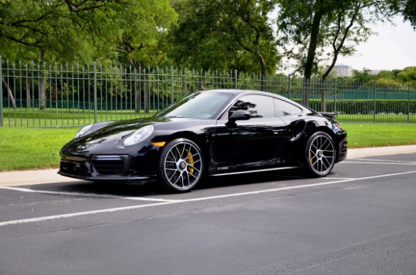 2017 Porsche 911 for sale Sold Platinum Motorcars in Ft Worth TX 2