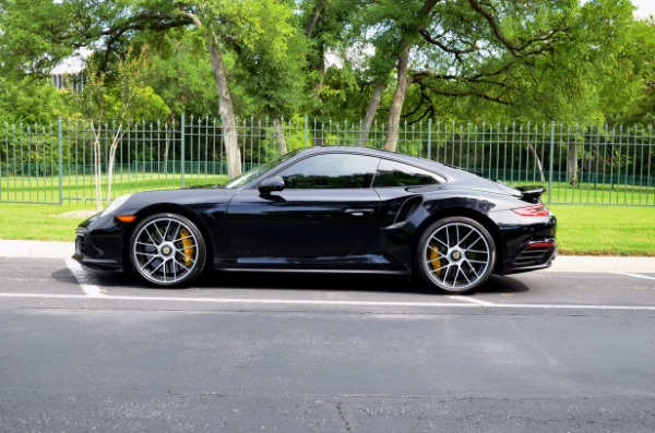2017 Porsche 911 for sale Sold Platinum Motorcars in Ft Worth TX 1