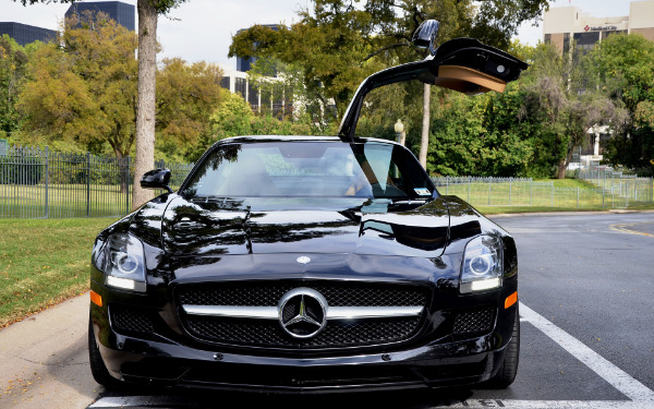 2011 Mercedes-Benz SLS AMG for sale Sold Platinum Motorcars in Ft Worth TX 4